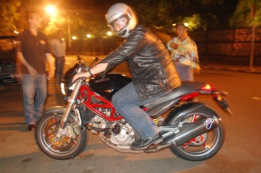 biker metroseksual
