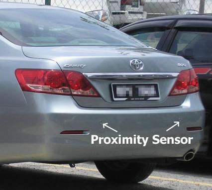 Proximity Sensor Toyota Camry 2008