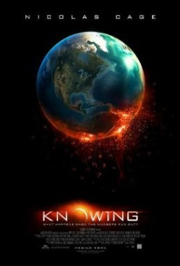 KNOW1NG movie poster