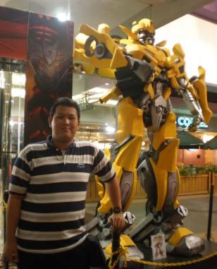 Nonton TROTF @ BAndung Indah Plaza