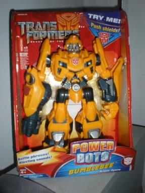 Bumblebee Doll