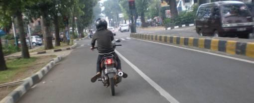 Gaya Riding Urakan