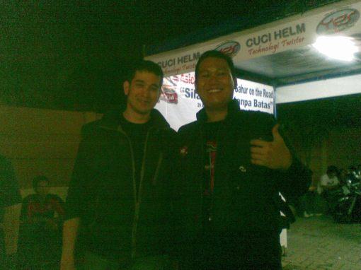 Me & Okan Cornelius