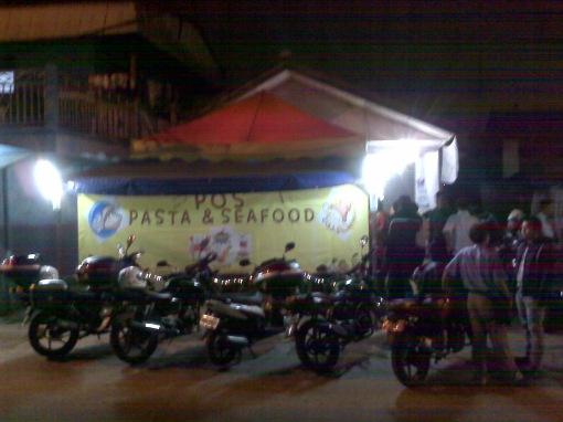 POS Pasta & Seafood