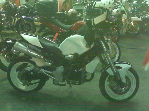 Honda Tiger Modifikasi dari DETIC
