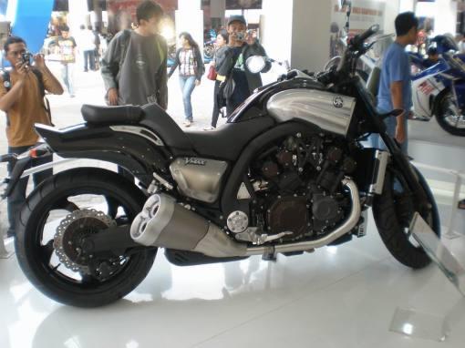 Yamaha V-Max 2008
