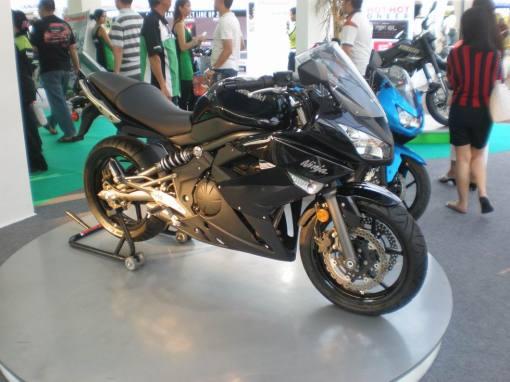 Kawasaki Ninja 600 (?)