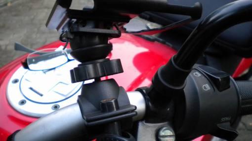 Sedikit Modifikasi pada Mounting GPS
