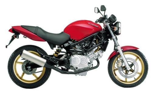 Honda VTR 250..mesin L ala Ducati..wani piro..?