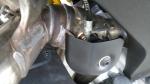 valve khusus pada pipa muffler M795
