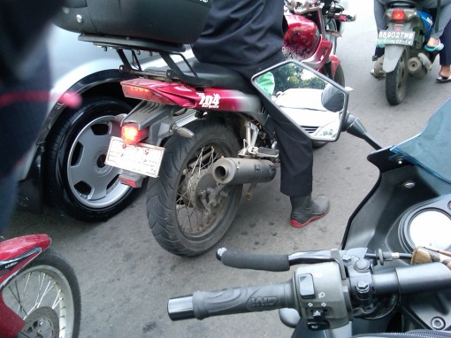 Yamaha Byson 225 cc