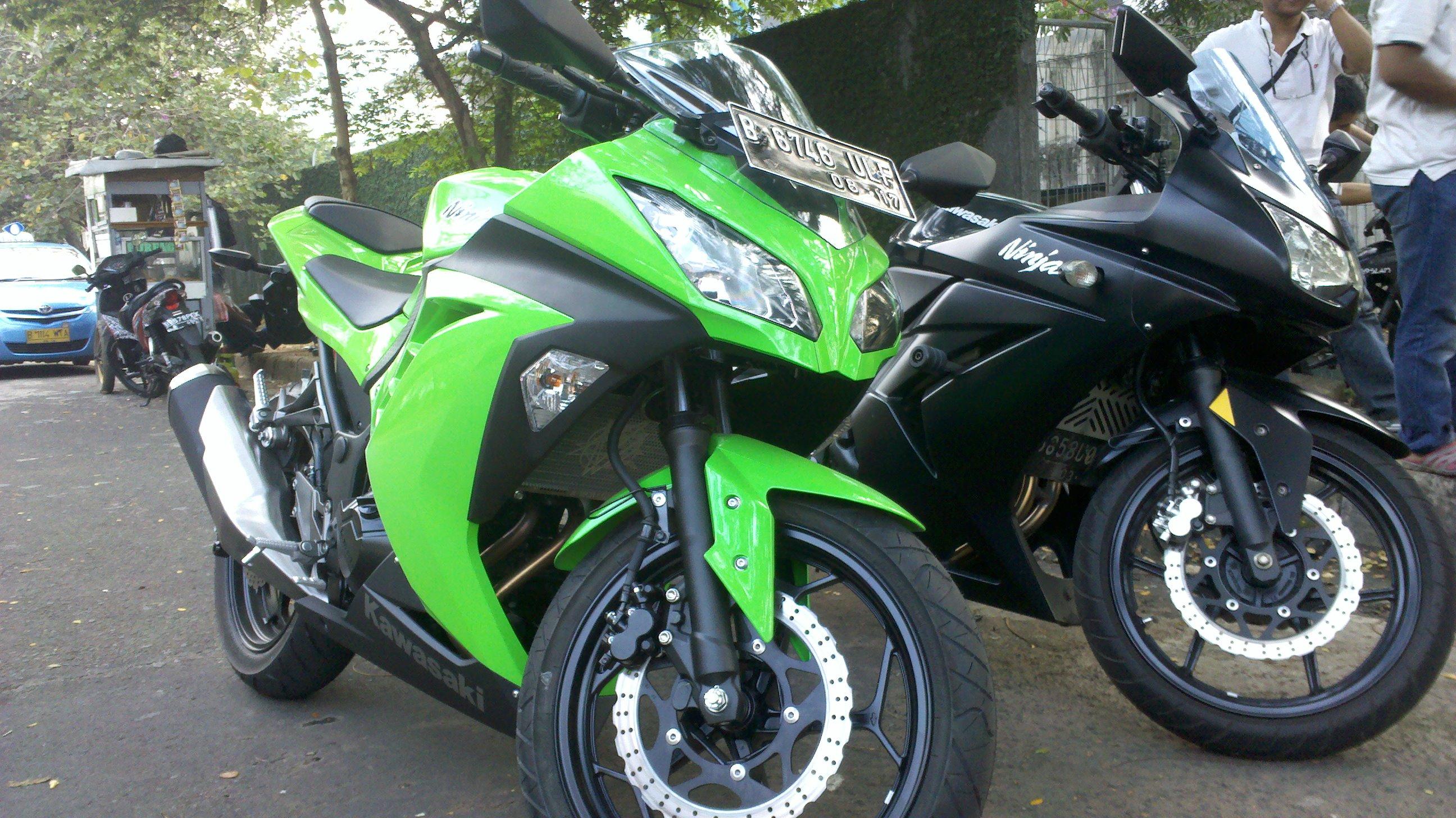 2013 Kawasaki Ninja 250 Fi Riding Impression  Part