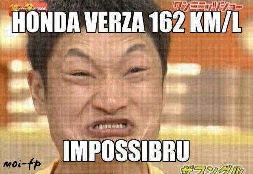 """orang jepang bilang.. """"IMPOSSIBRU""""...!!"""