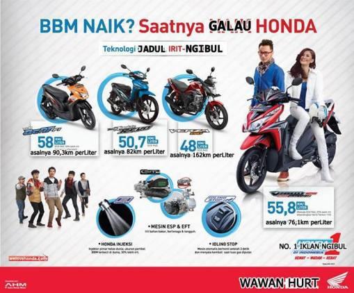 Honda Galau BBM