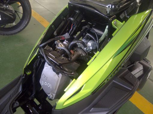 posisi engine