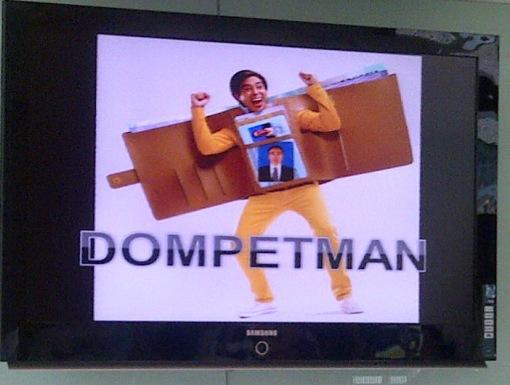Dompetman