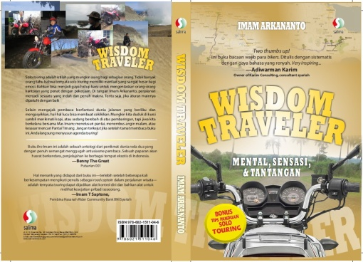 Wisdom Traveler by bro Imam Arkananto