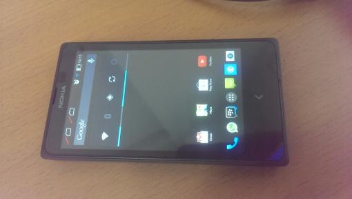 penampakan Nexus launcher (Nova Launcher Apps)